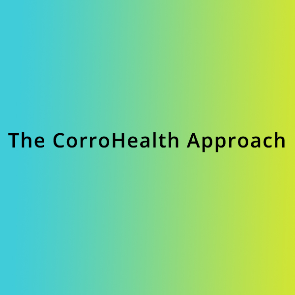 The CorroHealth approach