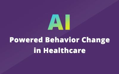 AI Powered Behavior Change